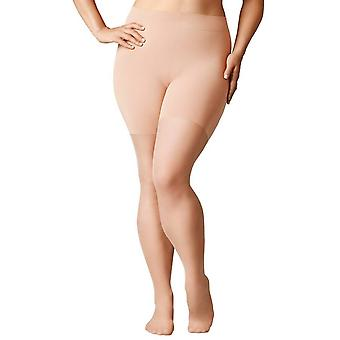 Falke Beauty plus Panty's van 20 Denier-poeder beige