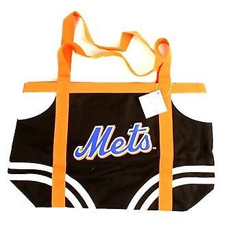New York Mets MLB Canvas Tote Bag