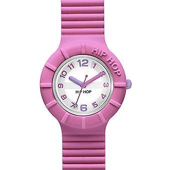 Hip Hop Analog quartz ladies Silicone wrist watch HWU0462