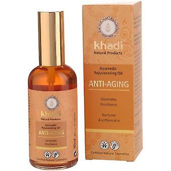 Khadi Anti-Aging-Körper- und Gesichtsöl 100 ml
