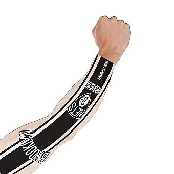 Brooklyn Nets Tattoo Sleeve