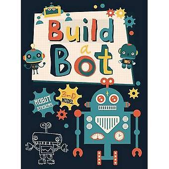 Build a Bot by Frankie Jones - 9781499803372 Book
