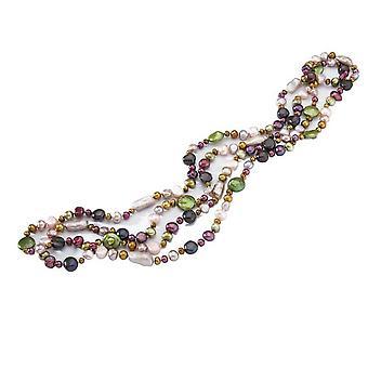 Baroque Pearl Necklaces