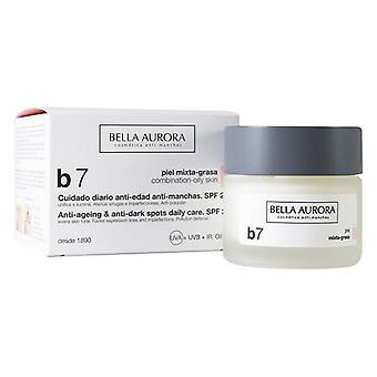 Anti-ruskea Spot Cream B7 Bella Aurora SPF 15 (50 ml)