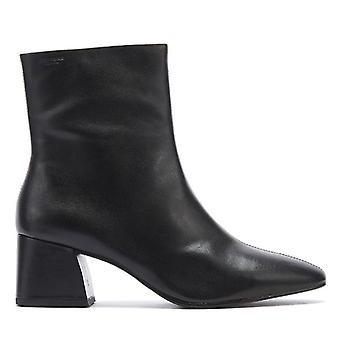 Vagabond Alice Leather Womens Black Boots