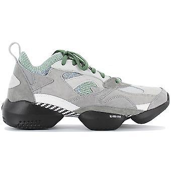 Reebok 3D OP Pro CN3910 Herren Schuhe Grau Sneaker Sportschuhe