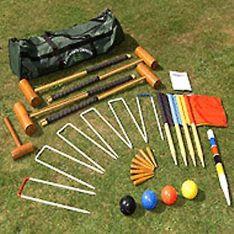 Garden Games: Longworth Croquet