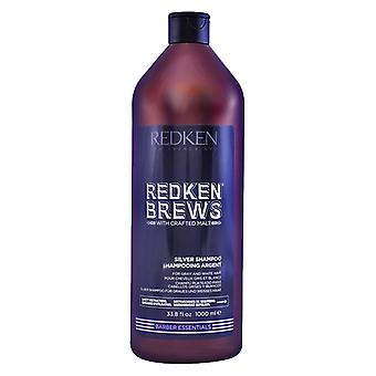Champú de plata Redken Brews