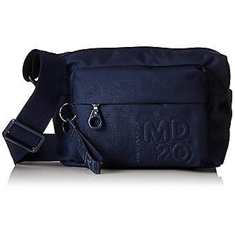 Mandarin Duck Md20 Blue Woman Strap Bag (Dress Blue) 9x15x21 centimètres (B x H x T)