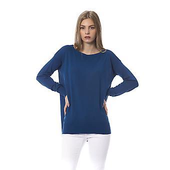 Trussardi Women's Blue Pullover