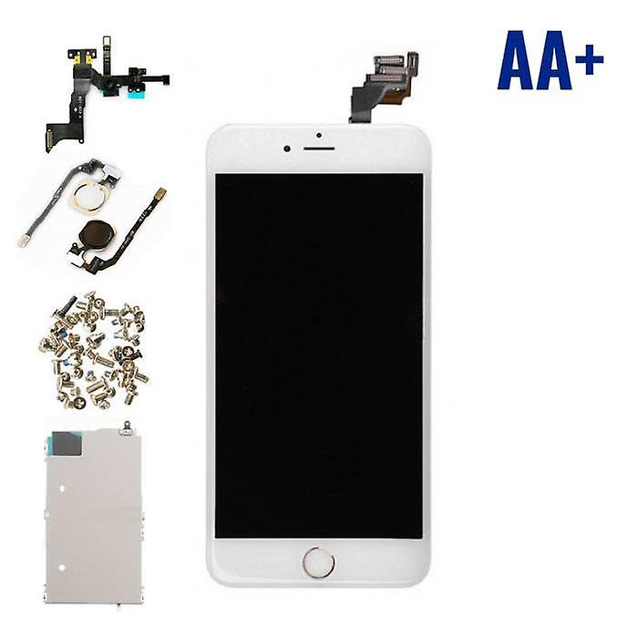 Stuff Certified® iPhone 6 Plus Pre-mounted screen (Touchscreen + LCD + Parts) AA + Quality - White