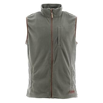 Caterpillar Mens Concord Fleece Vest Bodywarmer Gilet