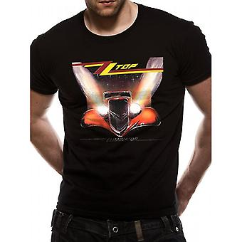ZZ Top Unisex Adults Eliminator Print T-Shirt