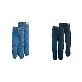 Herzog Mens Rockford Carlos Stretch-Jeans