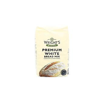 Wrights Baking Wrights Premium White Bread Mix - 500g - Single