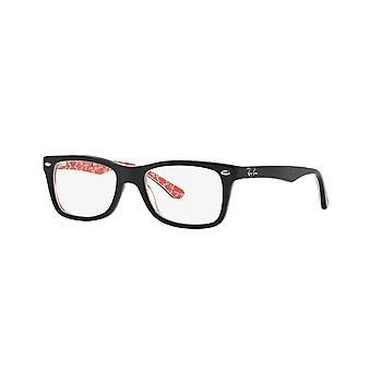 Ray-Ban RB5228 2479 Top Black On Texture Glasses