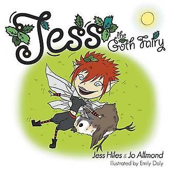 Jess the Goth Fairy by Hiles & Jess