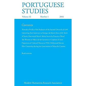 Portuguese Studies 321 2016 by Melo e Castro & Paul
