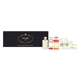 Prada the miniatures collection 6 piece set