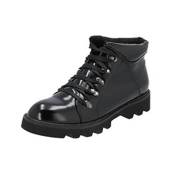 Buffalo 333179 Women's Boots Black Lace-Up Boots Winter