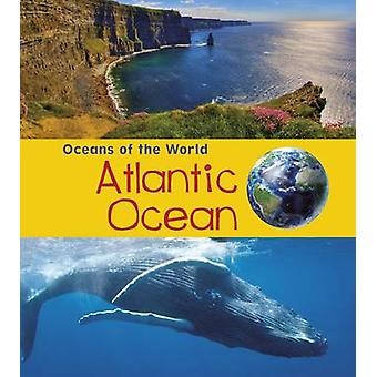 Oceans of the World by Louise Spilsbury - Richard Spilsbury - 9781406