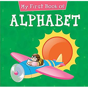 My First Book of Alphabet by Pegasus - 9788131943731 Book