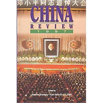 China Review 1997 by Maurice Brosseau - 9789622017740 Book