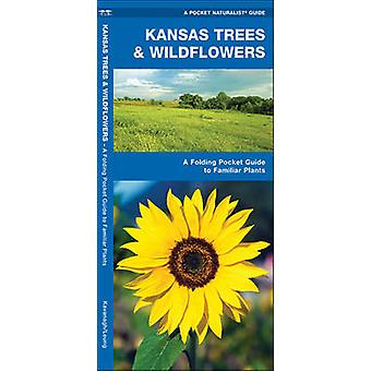 Kansas Trees & Wildflowers - A Folding Pocket Guide to Familiar Sp
