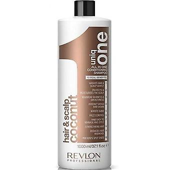 Revlon uniq one conditioner shampoo coconut 1000ml
