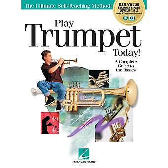 Spielen Trumpet Today A Complete Guide to the Basics Beginners Pack Level 1 amp 2 von Hal Leonard Publishing Corporation