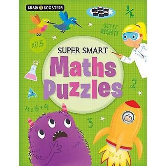 Brain Boosters - Super-Smart Maths Puzzles by Lisa Regan - 97817895030
