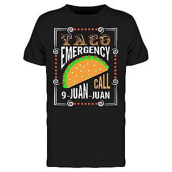 Taco Emergency, 9 Juan Juan Tee Men's -Bild von Shutterstock