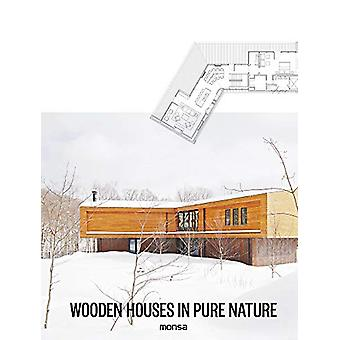 Wooden Houses in Pure Nature - 9788417557003 Book