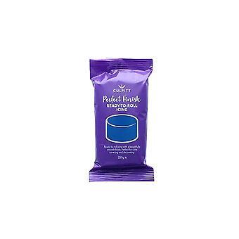 Culpitt cake versieren Suikerpasta diep blauw 250g