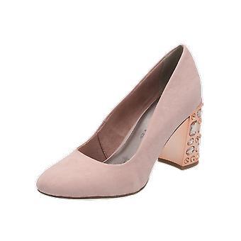 Tamaris Da.-Pumps Damen Pumps Rosa High-Heels Stilettos Absatz-Schuhe