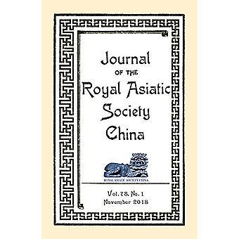 Journal of the Royal Asiatic Society China November 2018 by Royal Asi