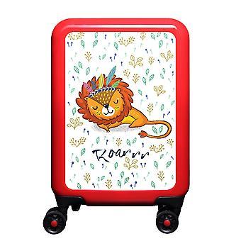 mytrolley lion S, 4 rolls, 55 cm, 32 L, red