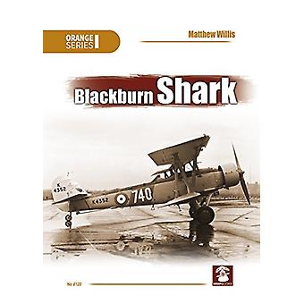 Blackburn Shark by Matthew Willis - 9788365958310 Book