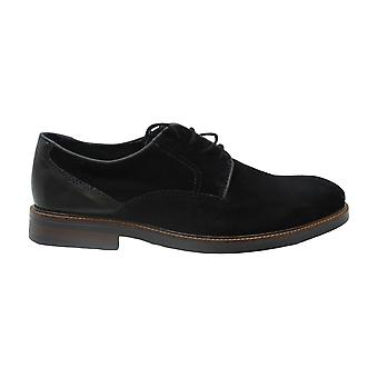 Alfani Herren Phillip Leder Schnürkleid Oxfords