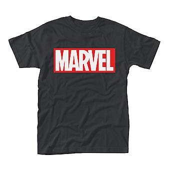 Marvel Comics Logo Oficjalna koszulka Unisex