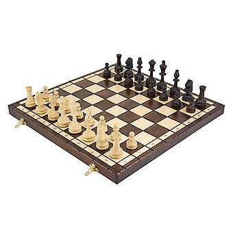 16 Inch Olympic Folding Chess Set