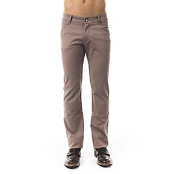 Grey trousers Byblos man