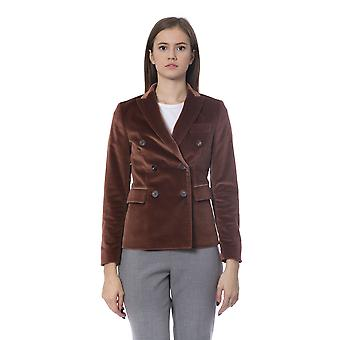 Marron Peserico Women's Jacket