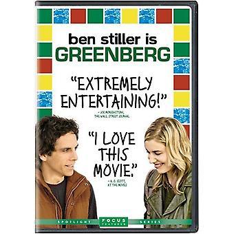 Greenberg [DVD] USA import