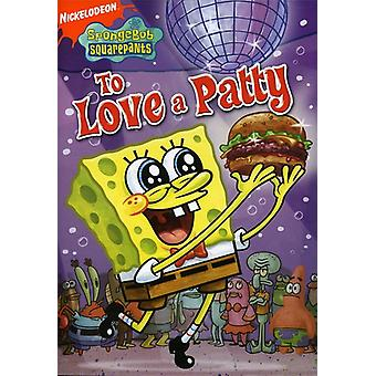 Spongebob Squarepants - To Love a Patty [DVD] USA import