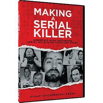 Making a Serial Killer [DVD] USA import