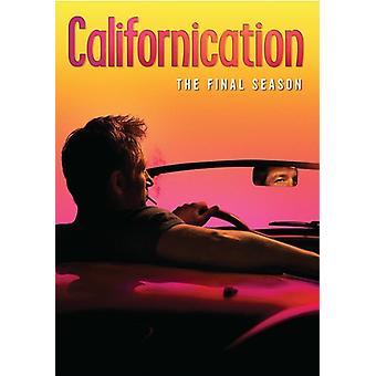 Californication: The Seventh Season [DVD] USA import