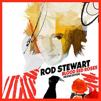 Rod Stewart - Blood Red Roses [CD] USA import