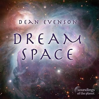 Dean Evenson - Dream Space [CD] USA import