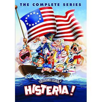 Histeria: The Complete Series [DVD] USA import